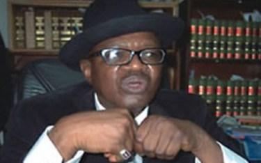 Late Fred Agbaje